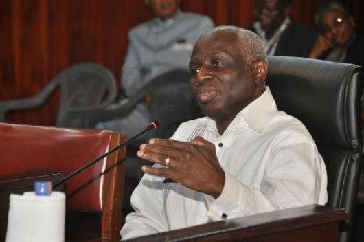 Former GNPC Boss, Mr. Tsatsu Tsikata