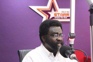 Dr Amoako Baah