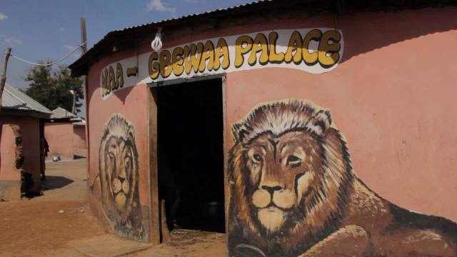 Gbewaa Palace