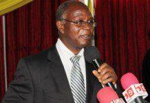 Director General of GHS, Dr. Appiah Denkyirah
