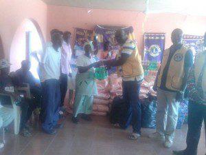 Lions Clubs donates to Weija Leprosarium1