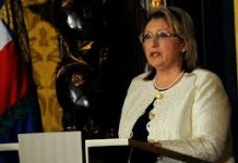 Maltese President Marie-Louise Coleiro Preca