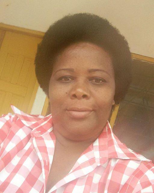 Moesha Boduong mum