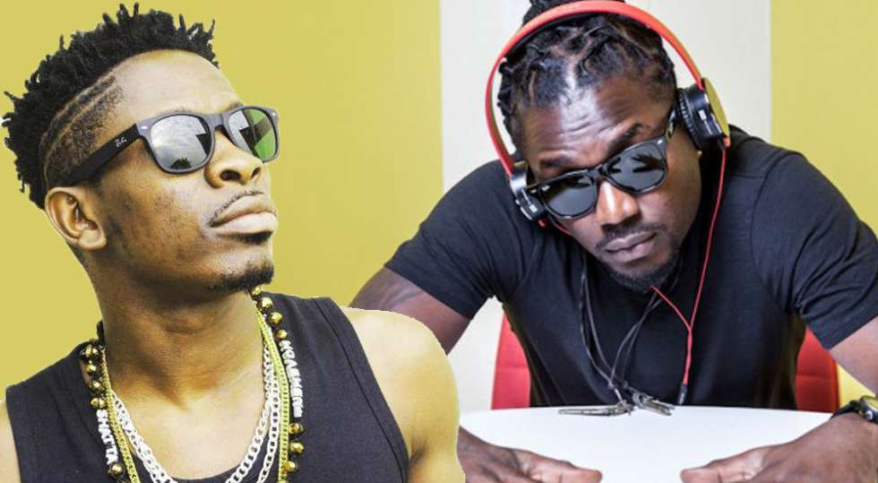 Shatta Wale and Samini are not in good terms