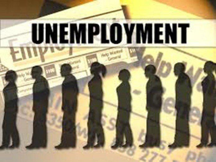 Unemployed people