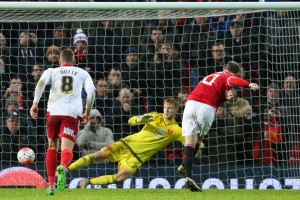 Manchester United 1-0 Sheffield United
