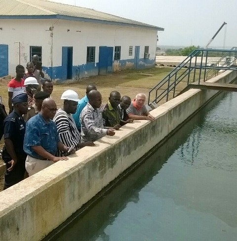 Winneba Water Supply