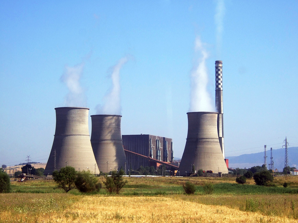 thermal plant