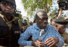 Besige arrested