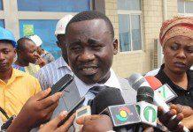 Dr Richard Amponsah