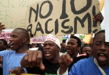 According to the commission allegations of racism make up 80% of the 10000 human rights complaints it receives annually on average. File photo