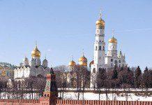 Moscow Kremlin (Xinhua file photo)