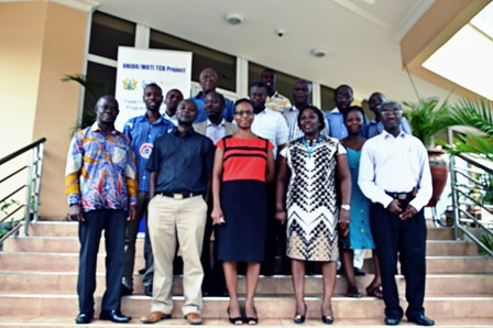 Group Picture of Participants