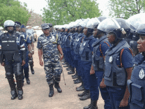 Police personnel warned against taking partisan positions