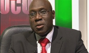 Minister for Roads and Highways, Inusah Fuseini