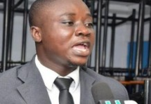 Richard Odame, President of Private Universities Students' Association of Ghana (PUSAG)