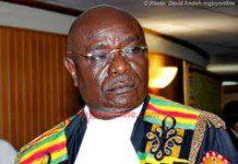 Rt. Hon Dr. Edward Korby Doe Adjaho.