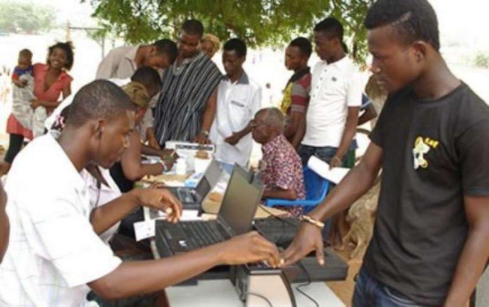 Voter Rgistration