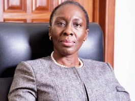 Mrs Marietta Brew Appiah-Opong, Ghana's Attorney General and Minister of Justice.