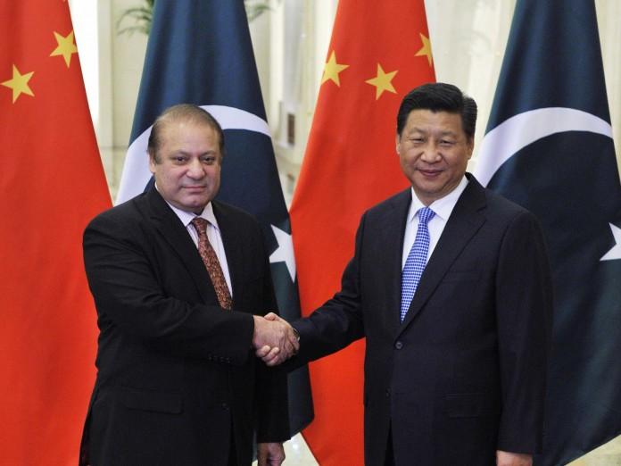 China and Pakistan