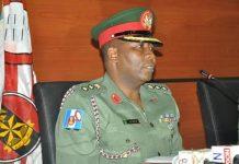 Nigerian Army Col. Sani Usman