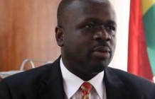 Dr Edward Omane Boamah