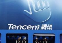 Internet giant Tencent