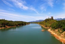Mekong River Water