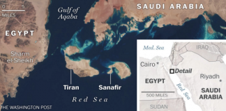 Red Sea Islands