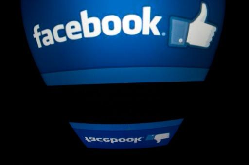 AFP/File / Lionel Bonaventure Facebook, in its twice-annual