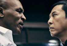 "Mike Tyson and Donnie Yen star in ""Ip Man 3,"" whose distributor has been punished for ticket sale manipulation. [Photo / China Daily]"