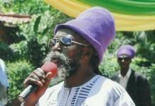 Ras Caleb Appiah-Levi, Ace Reggae Artist.