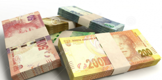 South African rand