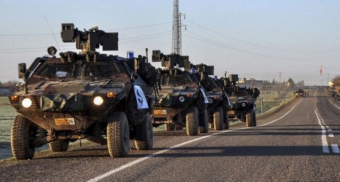 Turkish Occupation Forces