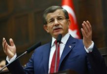 AFP/File / Adem Altan Ahmet Davutoglu has served as prime minister since Recep Tayyip Erdogan became president of Turkey in August 2014