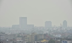 AFP/File / Yuri Cortez The WHO's latest air pollution database reveals an overall deterioration of air in the planet's cities, and highlights the growing risk of serious health conditions