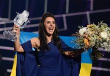 Eurovision Song Contest Winner-Jamala