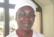 Ms Afi Yakubu, the Executive Director, FOSDA