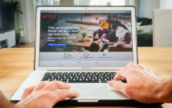 AFP/File / Jonathan Nackstrand The EU wants US web streaming giants like Netflix and Amazon to devote one fifth of their content in Europe to European movies and TV shows
