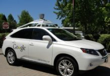 AFP/File / Glenn Chapman Google began testing its autonomous driving technology in 2009 and now has some 70 vehicles, including Lexus cars, pictured, adapted by Google and in-house designed cars