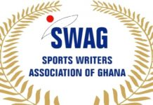 Sports Writers Association of Ghana