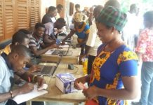 LEAP household beneficiaries receive payment