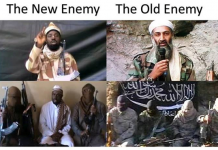 All these enemies created by the CIA in Africa to rally behind Towards their new order.