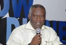 Chief Executive Officer for Tullow Ghana Limited, Charles Darku