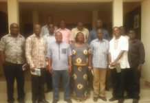 Members of the Regional Climate Change Adaptation Committee