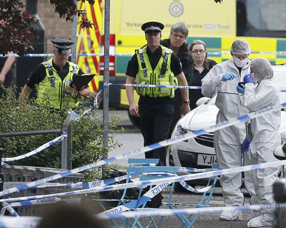 Labour Party member of parliament (MP) Jo Cox died after being gunned down and stabbed. [Photo/Xinhua]