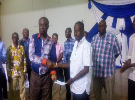 Mr. Davidson was diagnosed of a kidney disease last year and required GH¢ 200,000