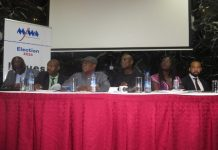 NMC Panelists at the forum