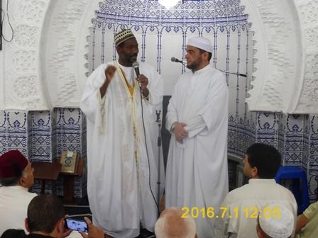 Sheikh Khalifa lectures