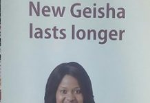 Unilever Ghana re-launches Geisha